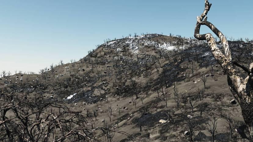 Monte Castello close 13 ago