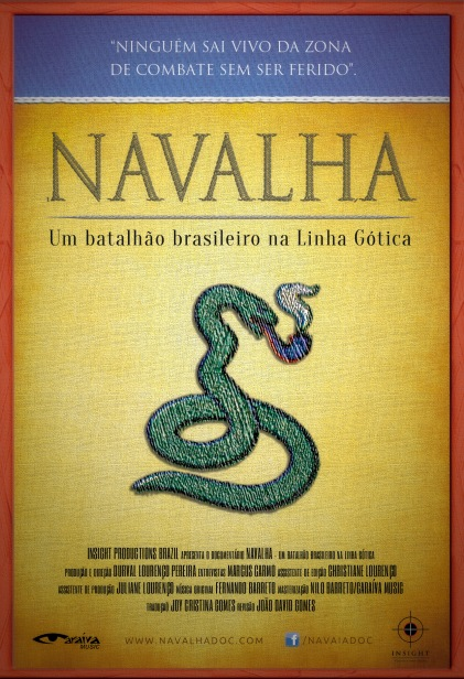 Navalha Poster I